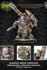 Hordes Trollbloods - Madrak Great Chieftain