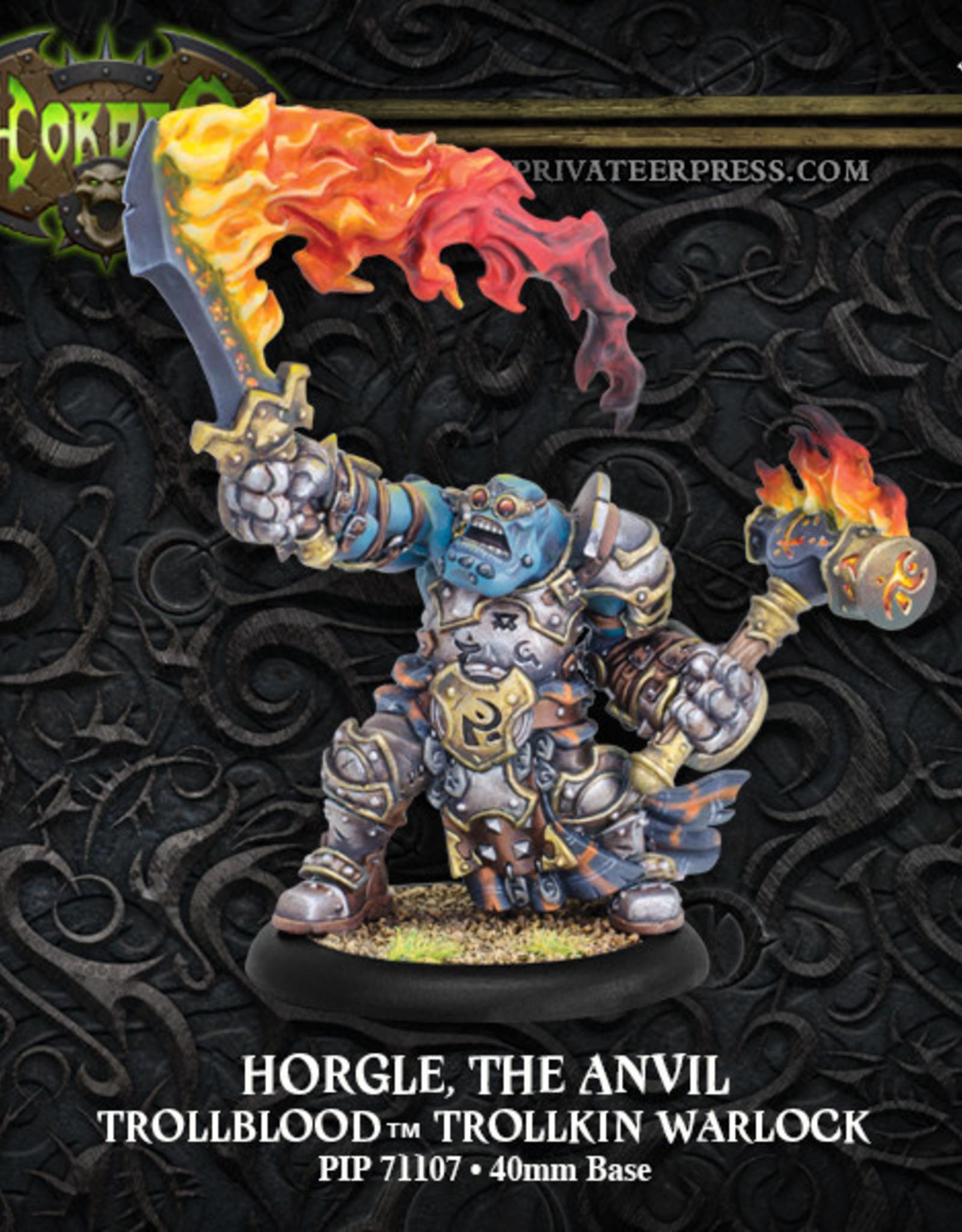 Hordes Trollbloods - Horgle the Anvil