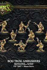 Hordes Minions - Bog Trog Ambushers