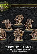 Hordes Minions - Farrow Bone Grinders