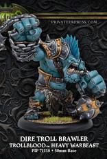 Hordes Trollbloods - Dire Troll Brawler