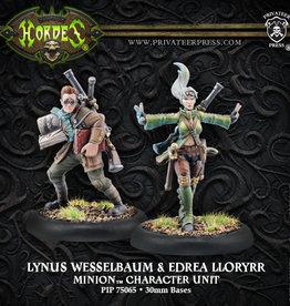 Hordes Minions - Lynus Wesselbaum & Edrea Lloryrr