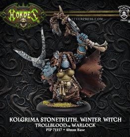 Hordes Trollbloods - Kolgrima Stonetruth
