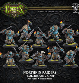 Hero Clix Trollbloods - Northkin Raiders