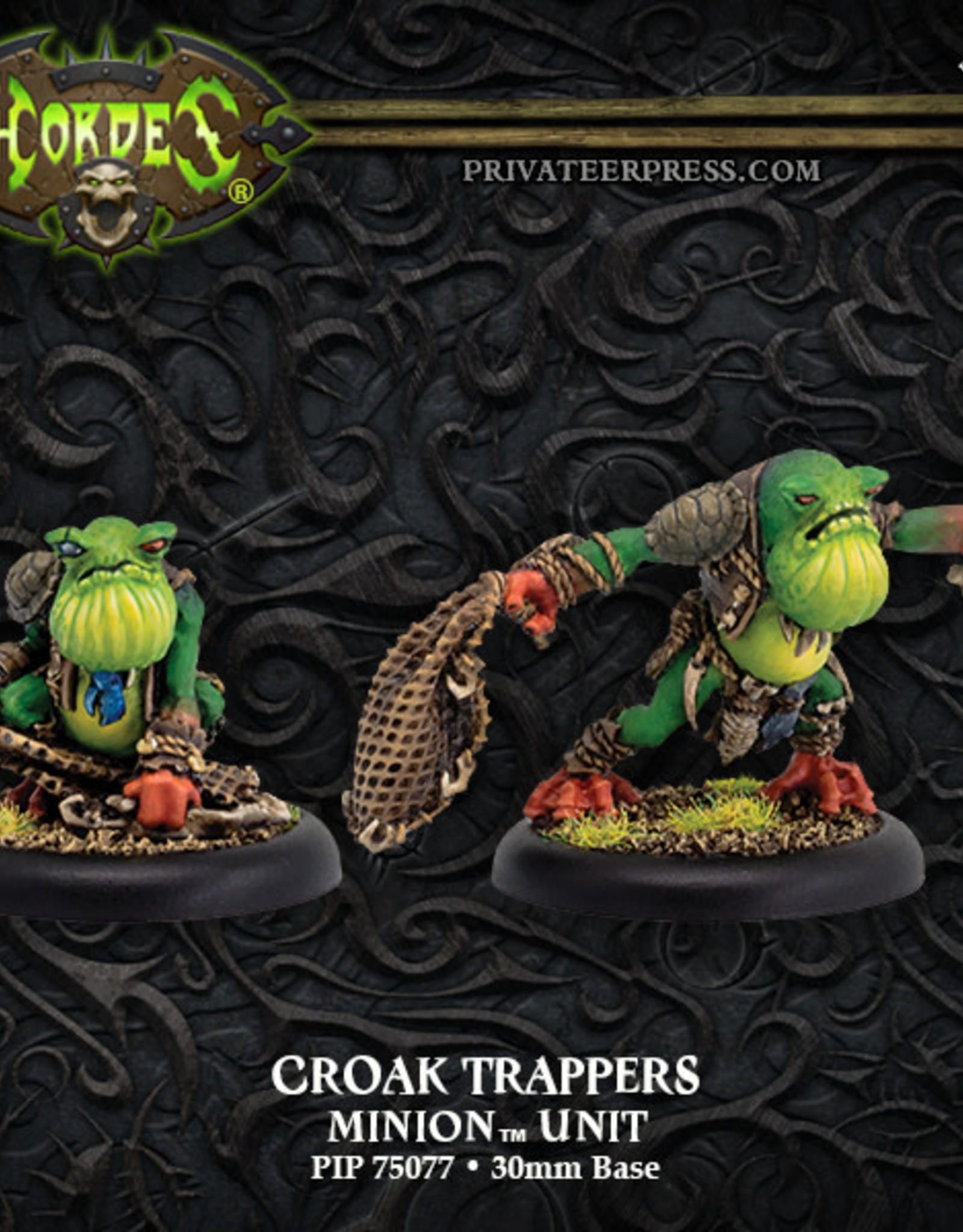 Hordes Minions - Croak Trappers