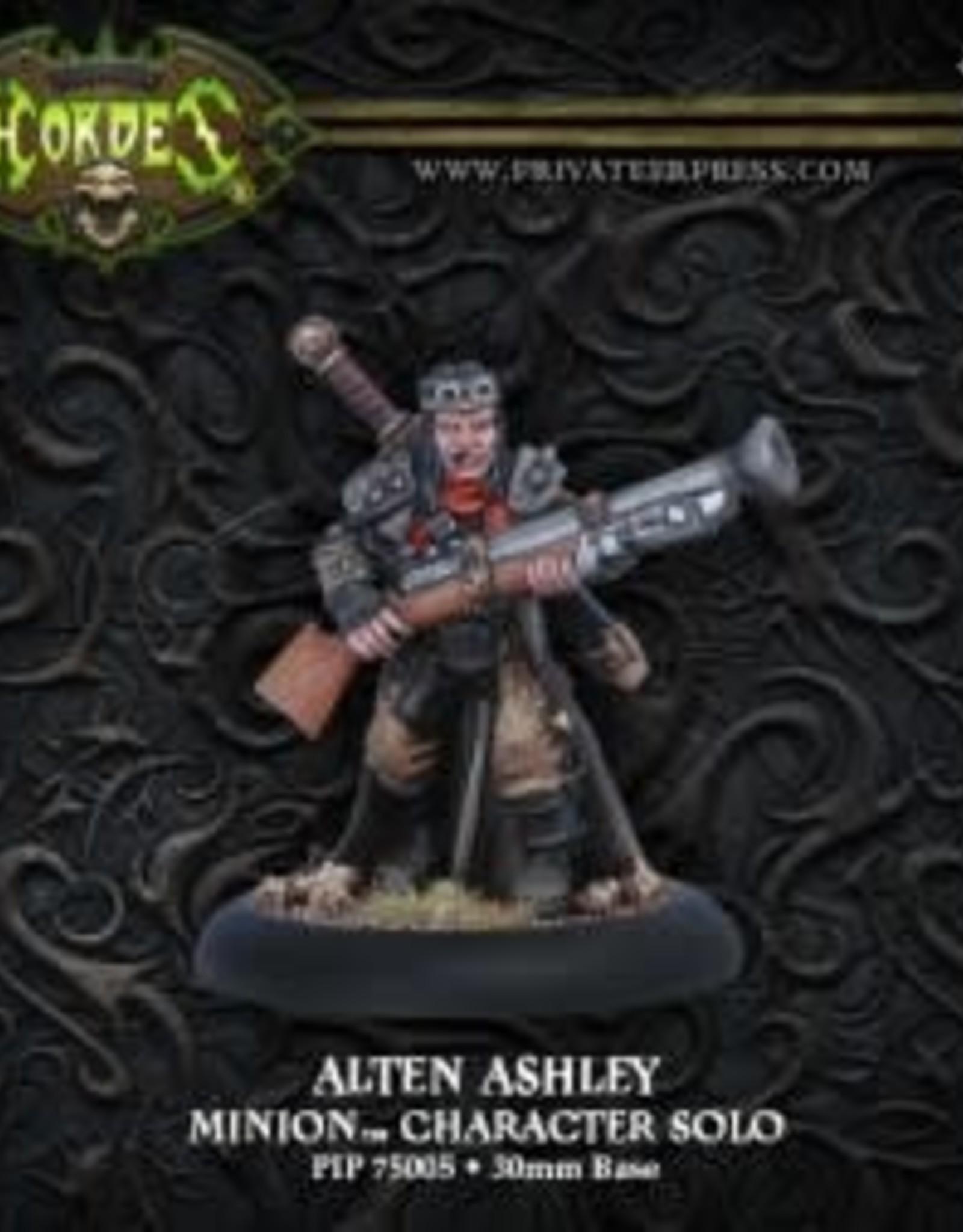 Hordes Minions - Alten Ashley
