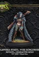 Hordes Minions - Lanyssa Ryssyl Nyss Sorceress