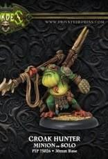 Hordes Minions - Croak Hunter
