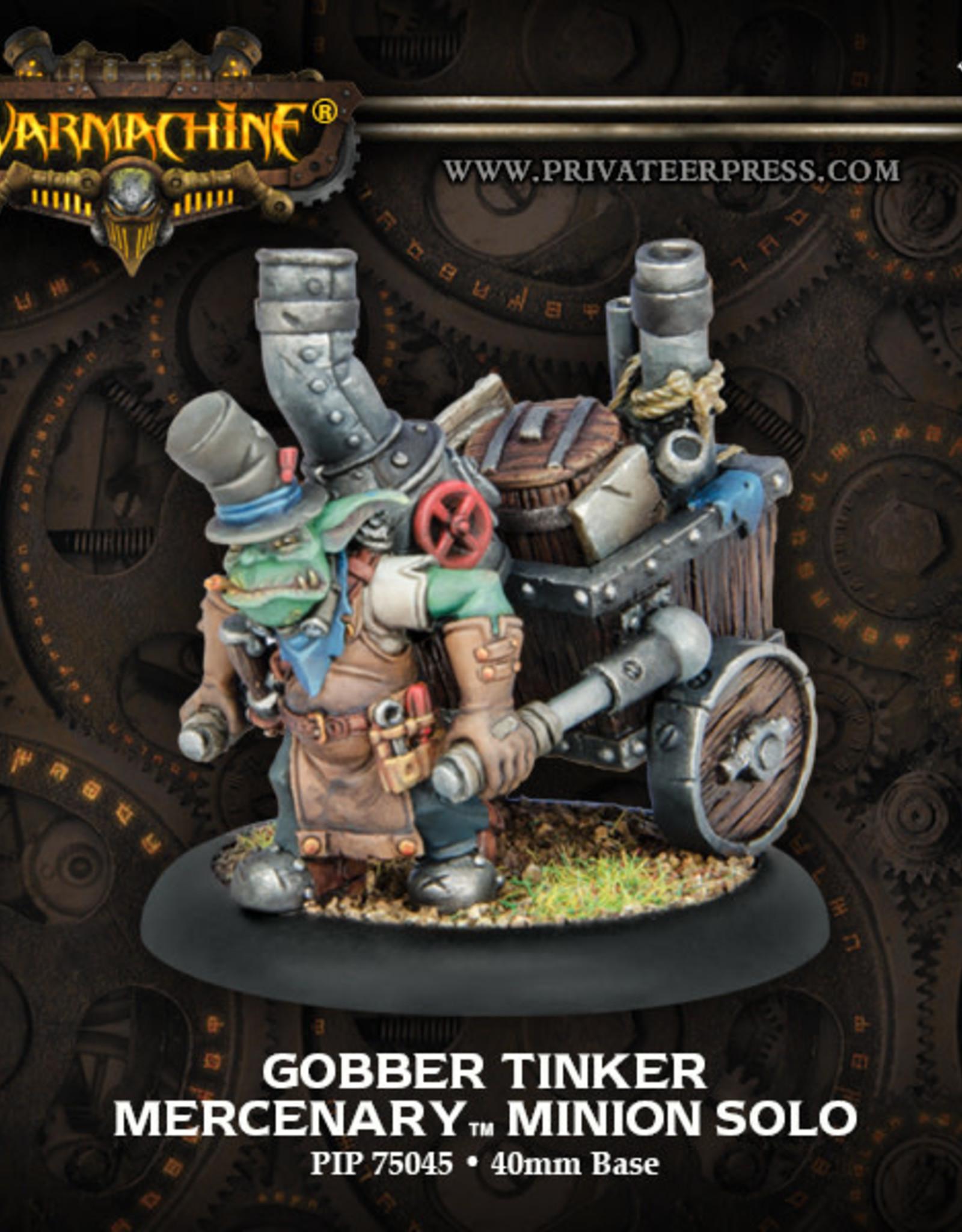 Hordes Minions - Gobber Tinker