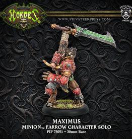 Hordes Minions - Maximus