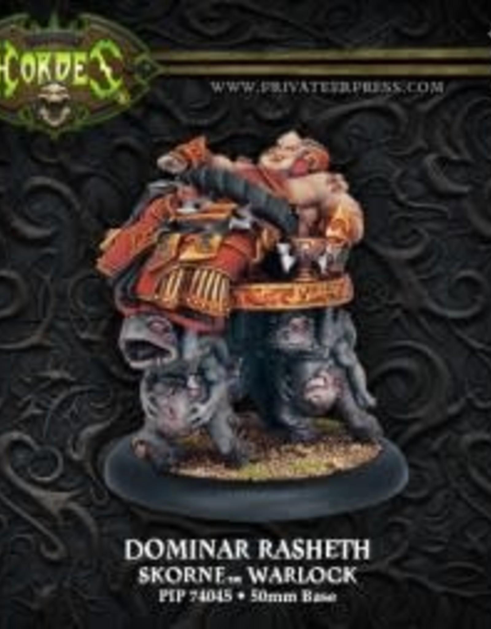 Hordes Skorne - Dominar Rasheth
