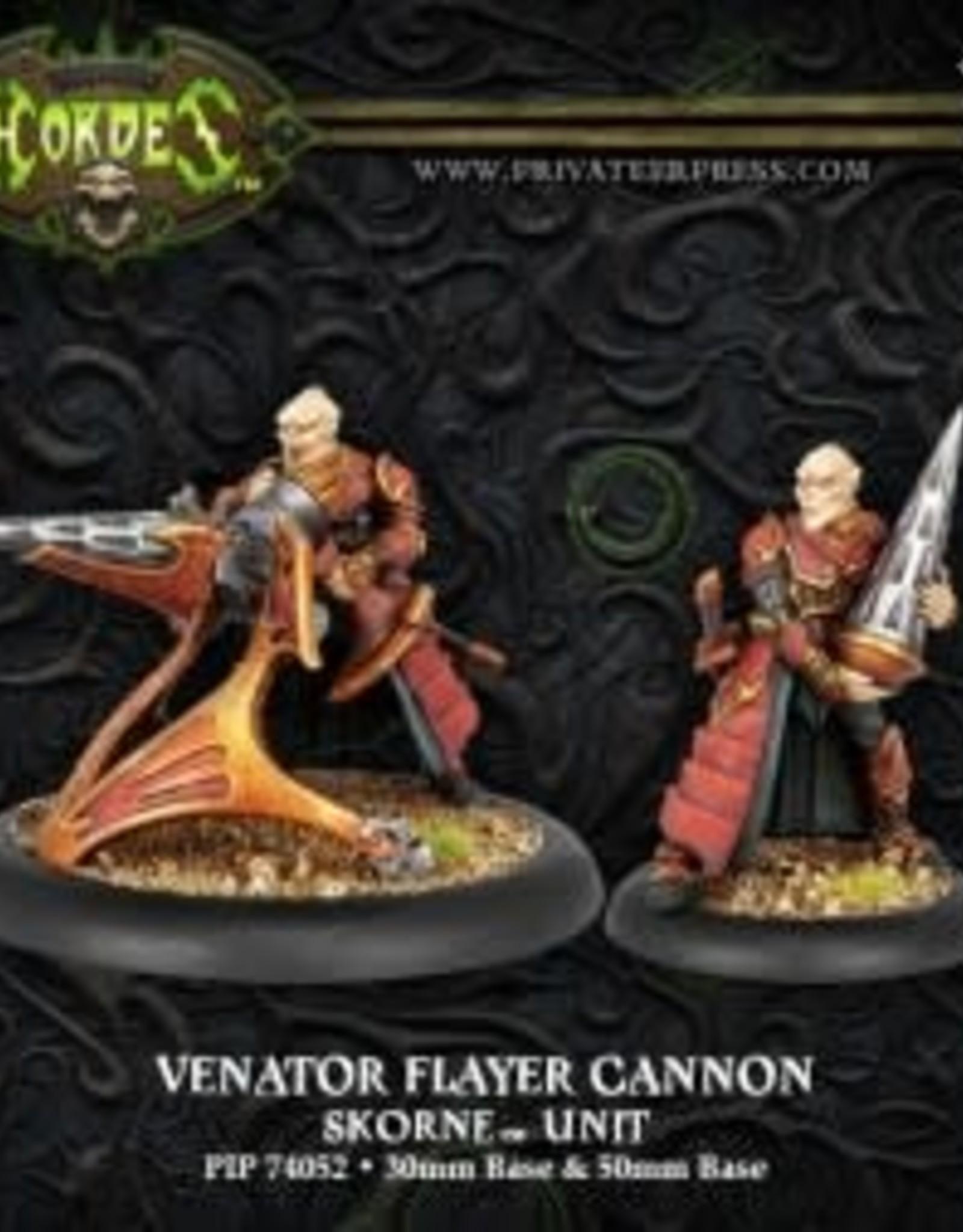 Hordes Skorne - Venator Flayer Cannon