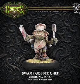 Hordes Minions - Swamp Gobber Chef