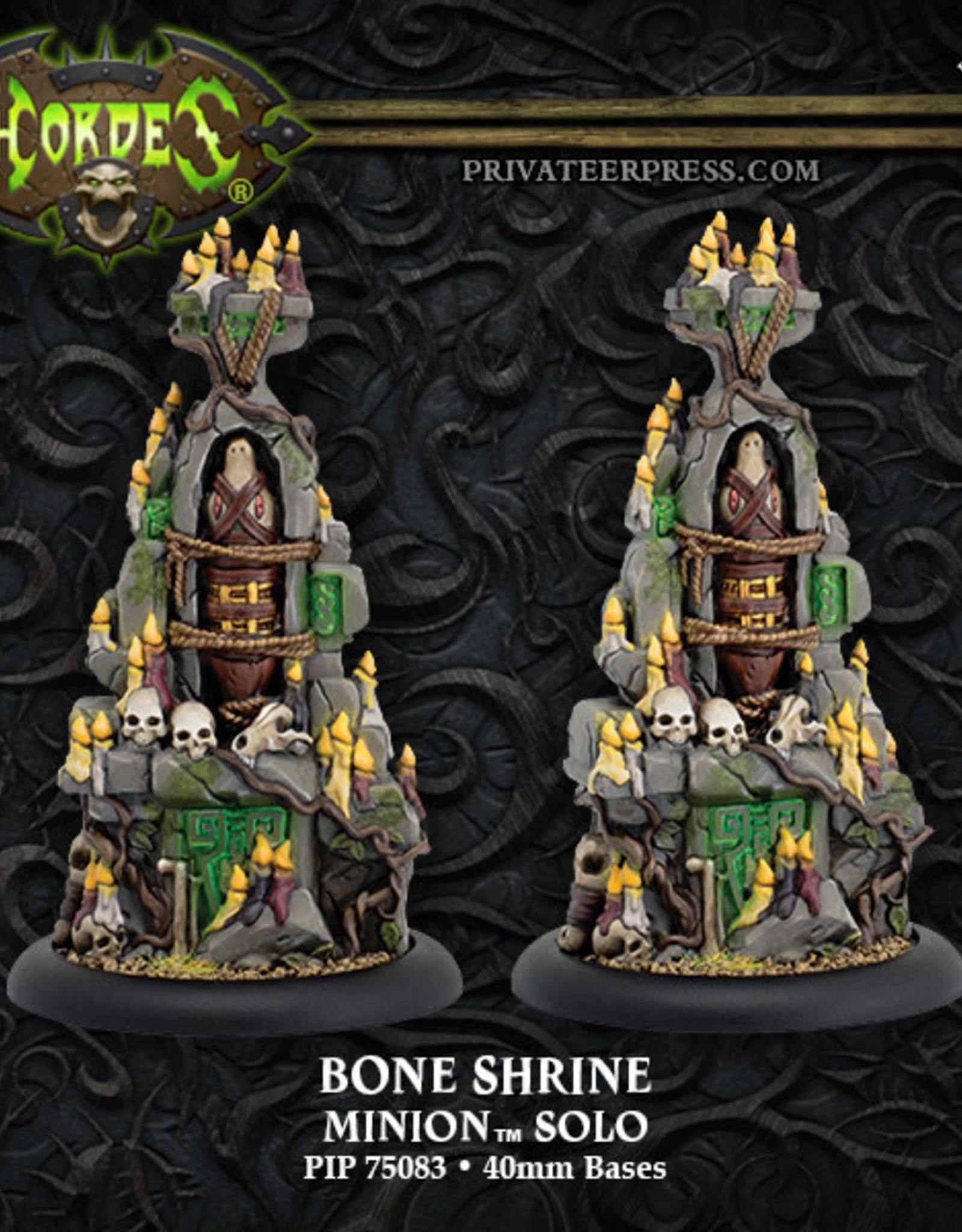 Hordes Minions - Bone Shrine
