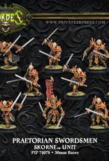 Hordes Skorne - Praetorian Keltarii/Swordsmen Kit