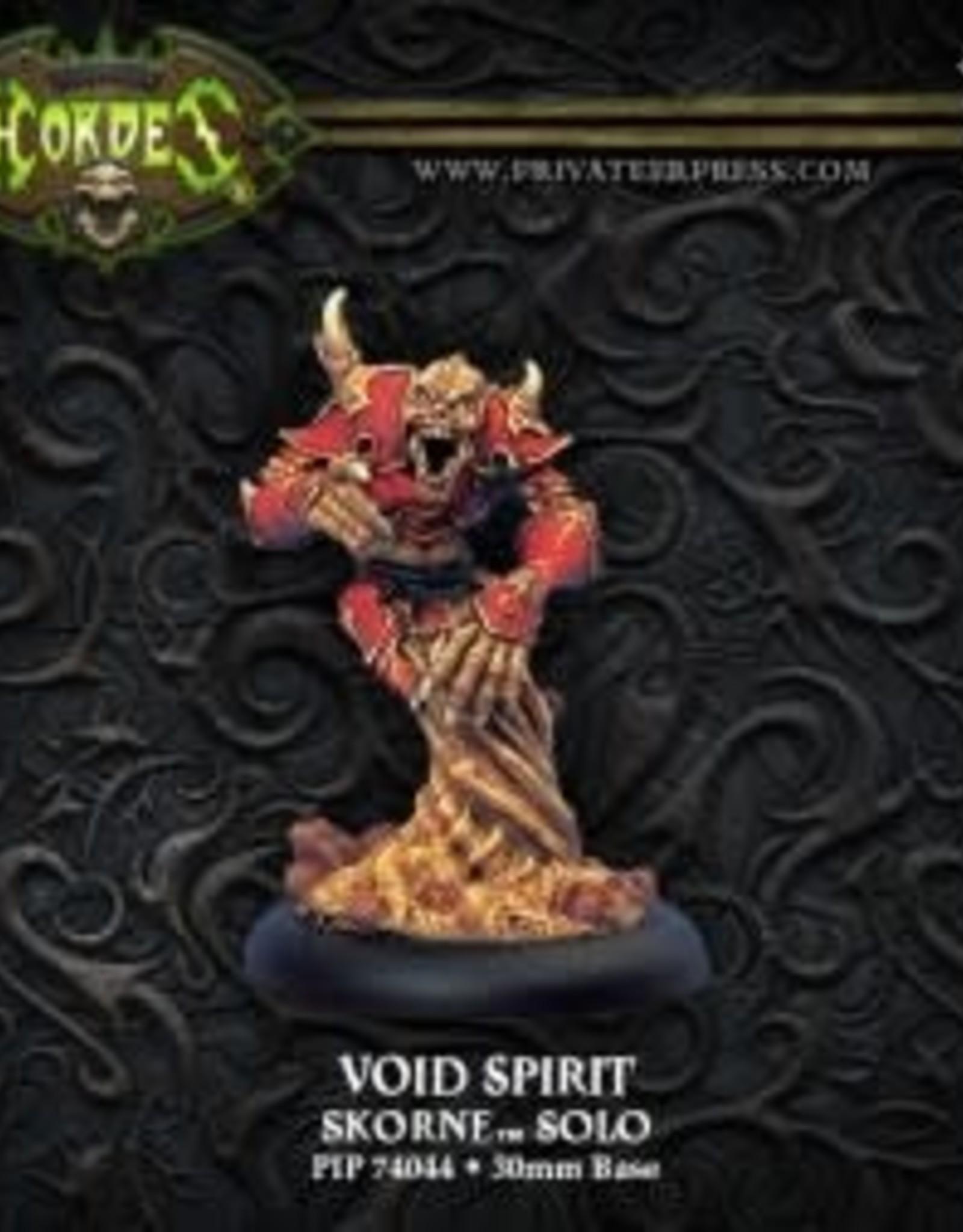 Hordes Skorne - Void Spirit