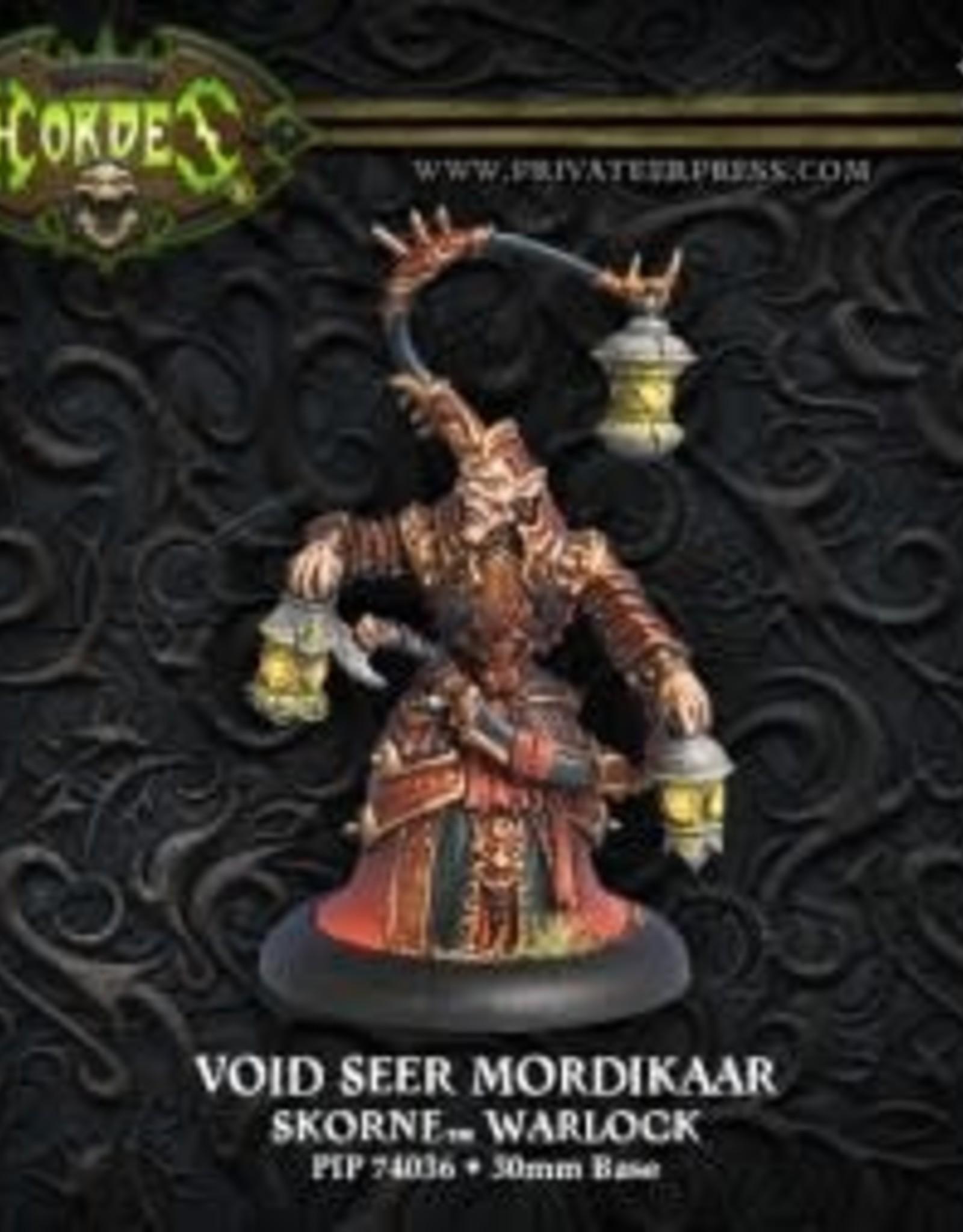 Hordes Skorne - Void Seer Mordikaar