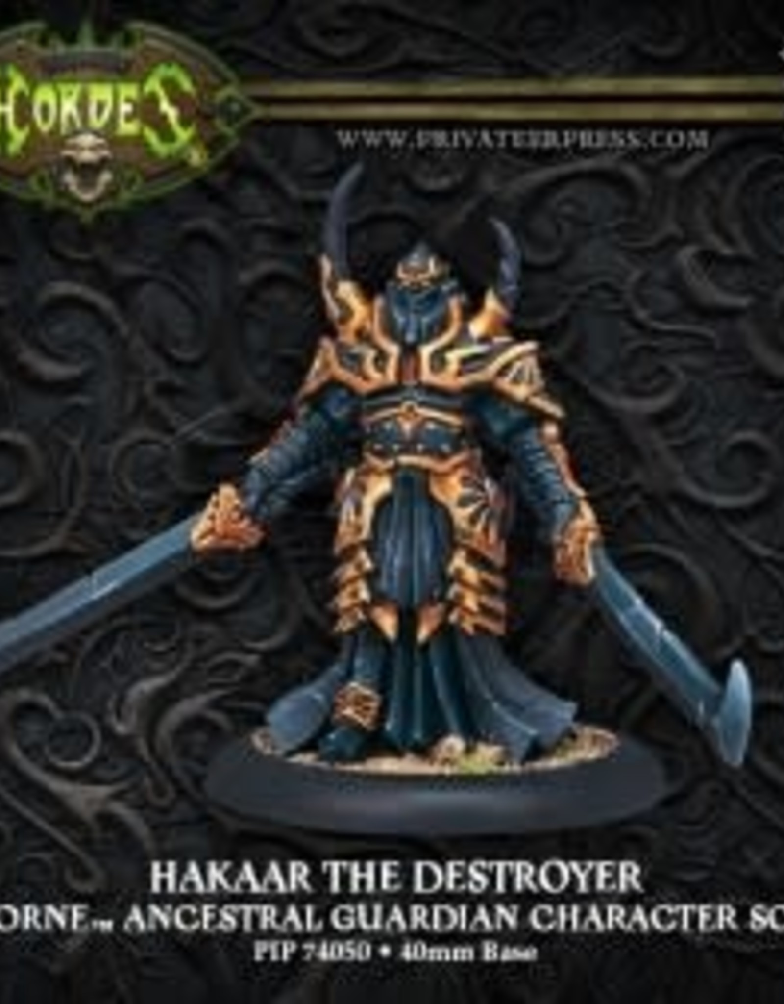 Hordes Skorne - Hakaar the Destroyer