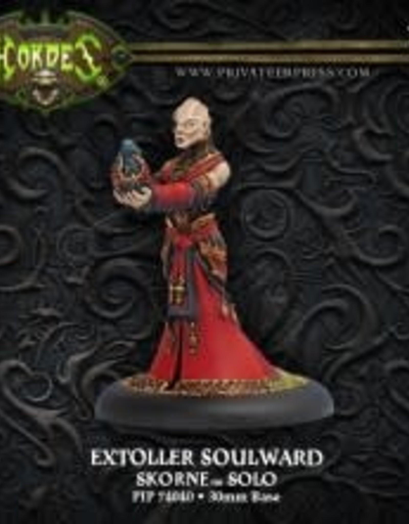 Hordes Skorne - Extoller Soulward