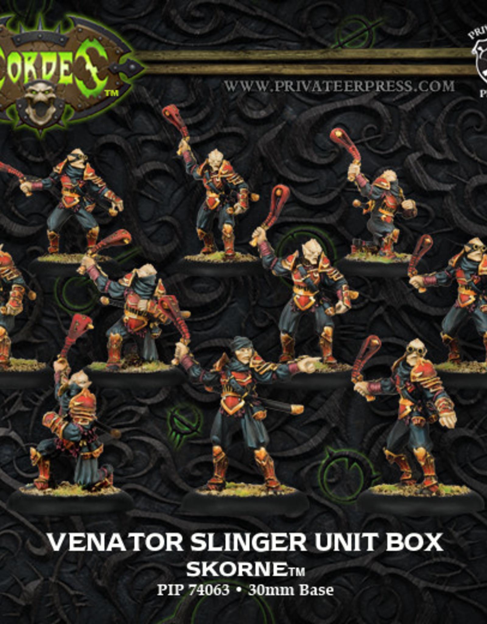 Hordes Skorne - Venator Slingers