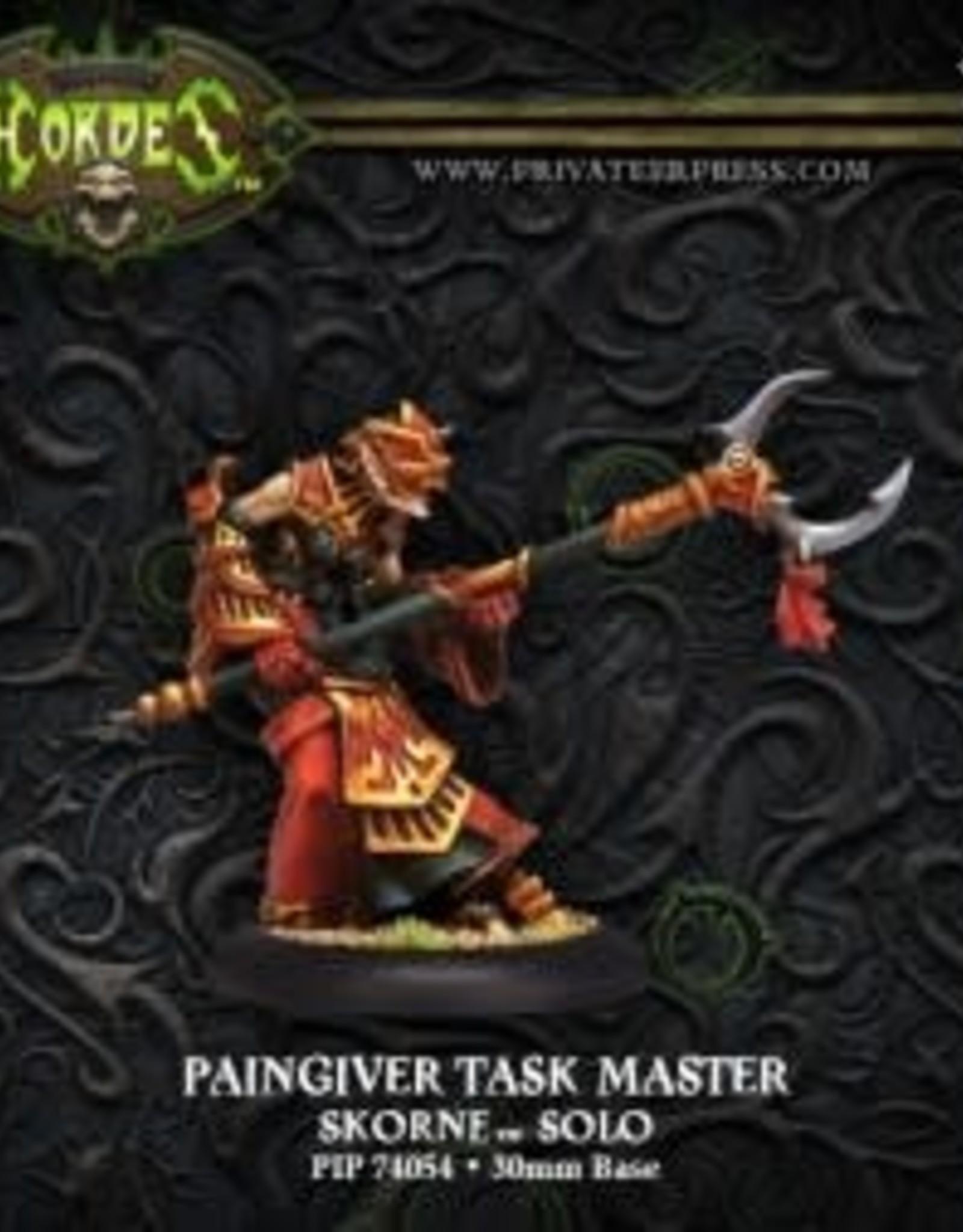 Hordes Skorne - Paingiver Task Master