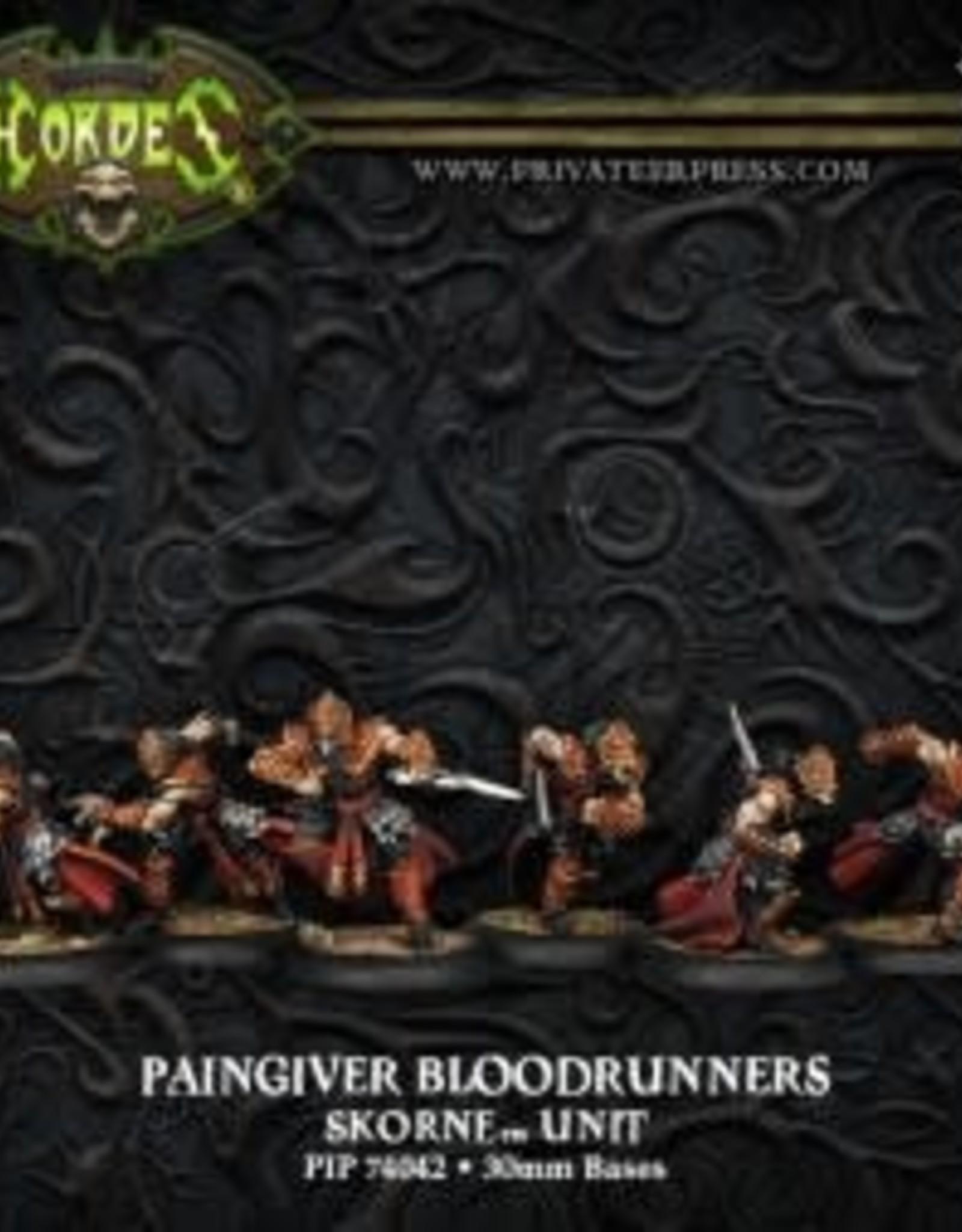 Hordes Skorne - Bloodrunners