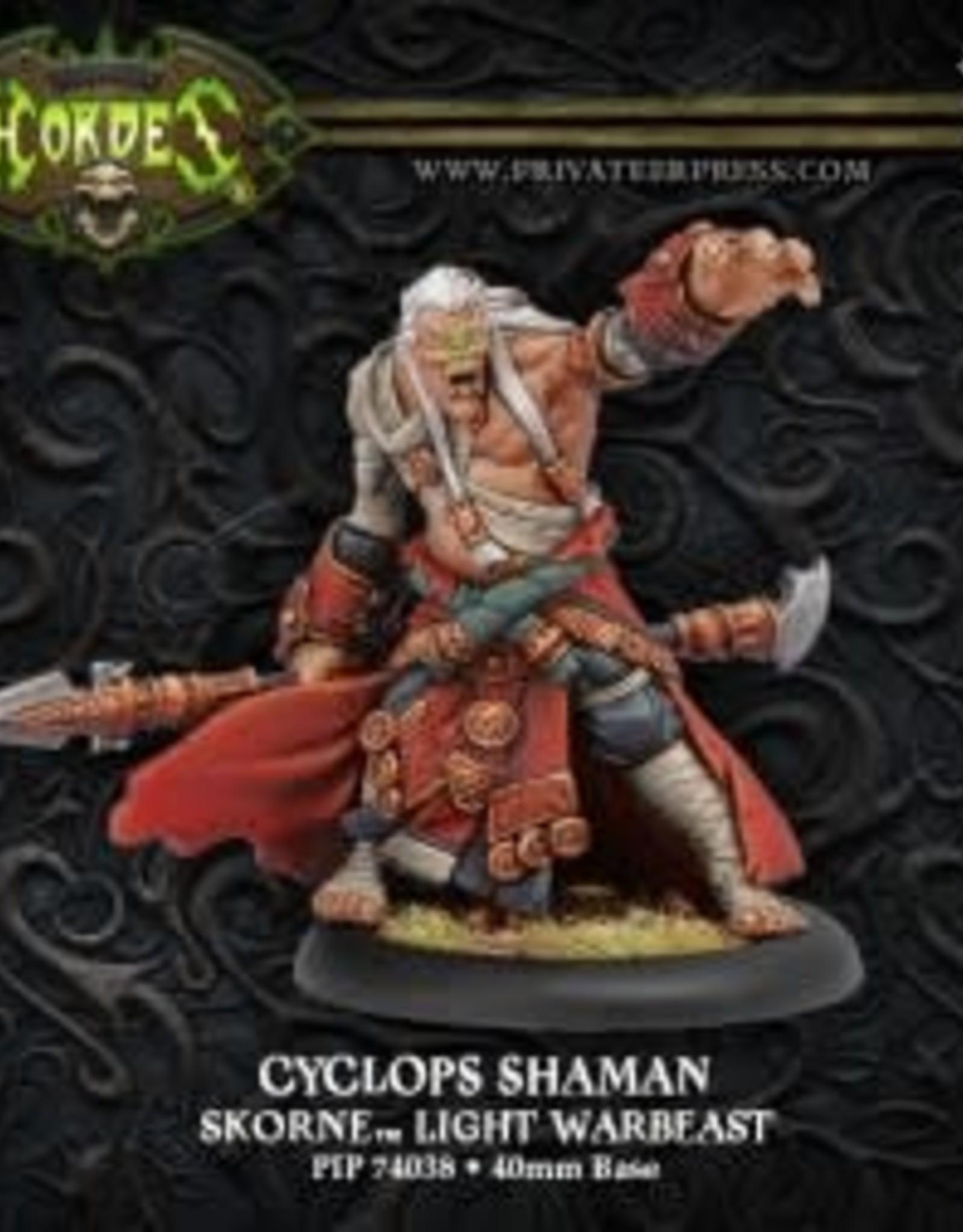 Hordes Skorne - Cyclops Shaman