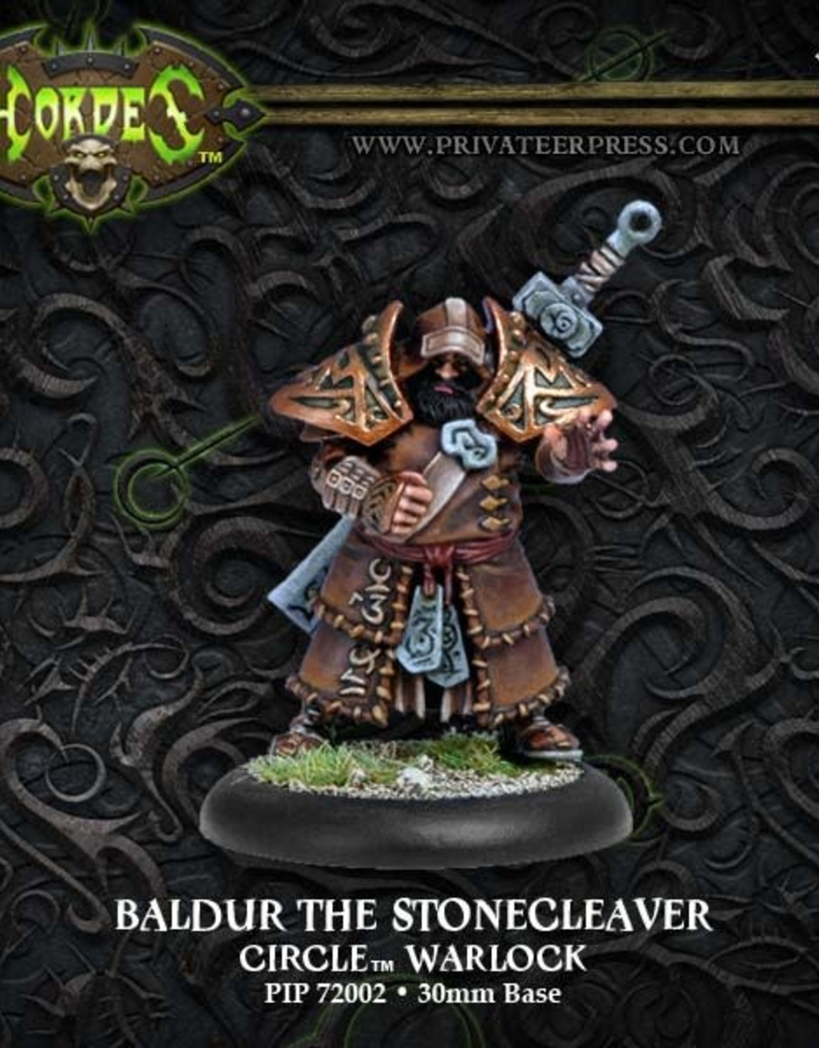 Hordes Circle - Baldur the Stonecleaver