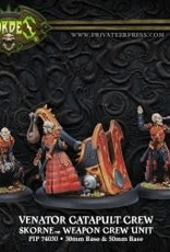 Hordes Skorne - Venator Catapult Crew