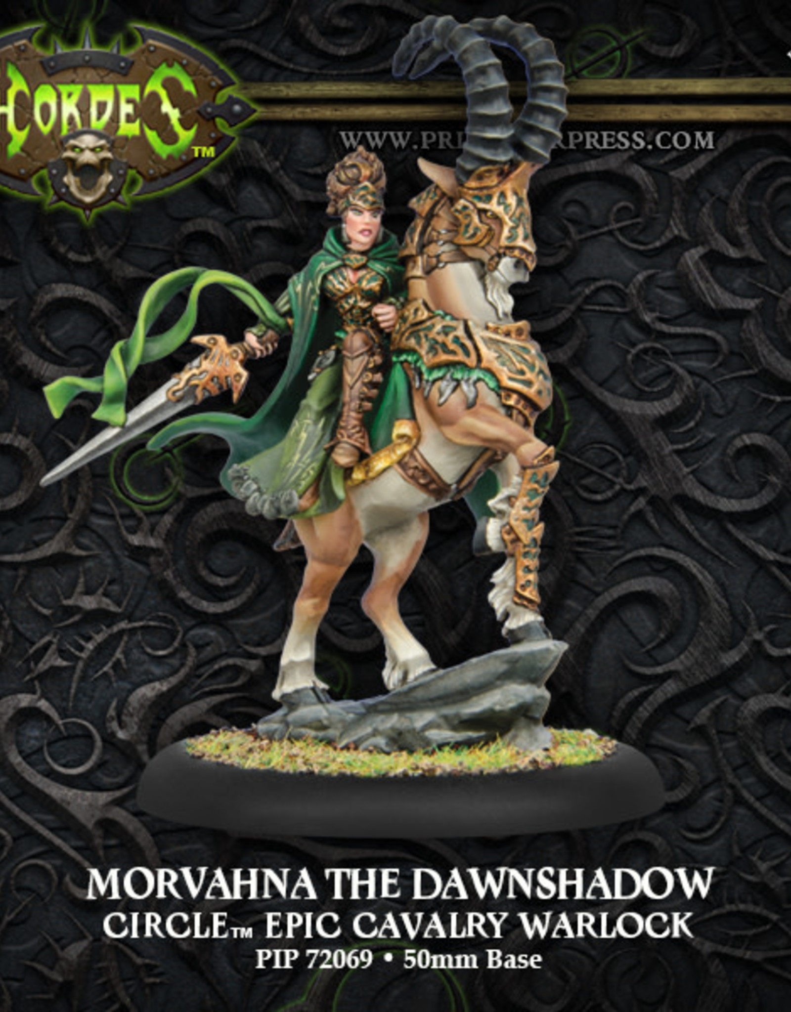 Hordes Circle - Morvahna the Dawnshadow