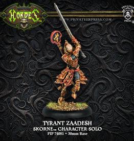Hordes Skorne - Tyrant Zaadesh