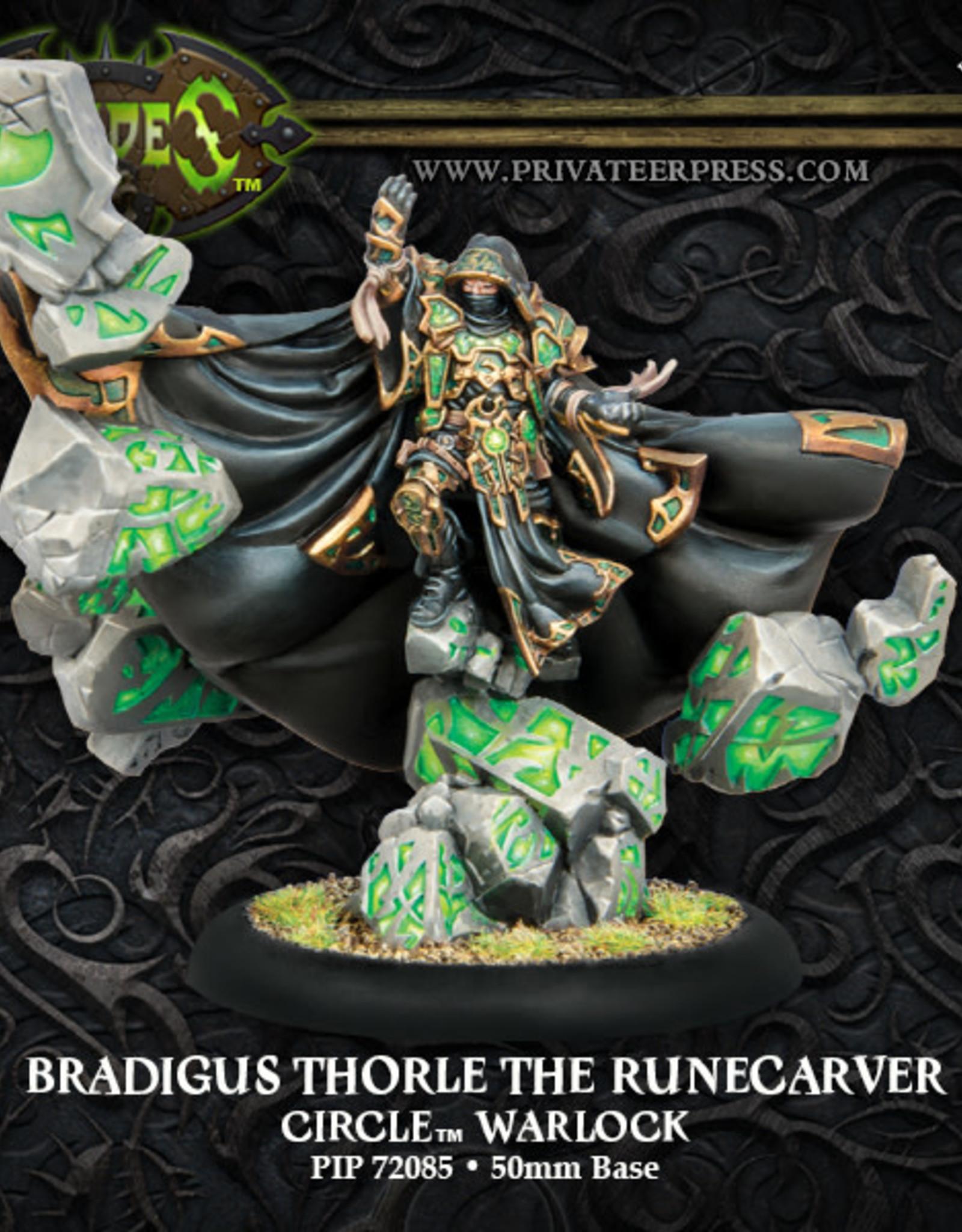 Hordes Circle - Bradigus Thorle the Runecarver