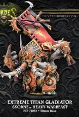 Hordes Skorne - Extreme Titan Gladiator