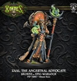 Hordes Skorne - Zaal the Ancestral Advocate