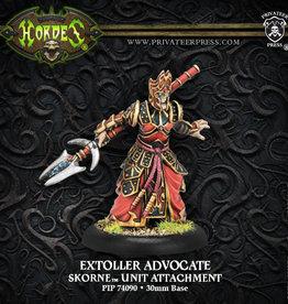 Hordes Skorne - Extoller Advocate
