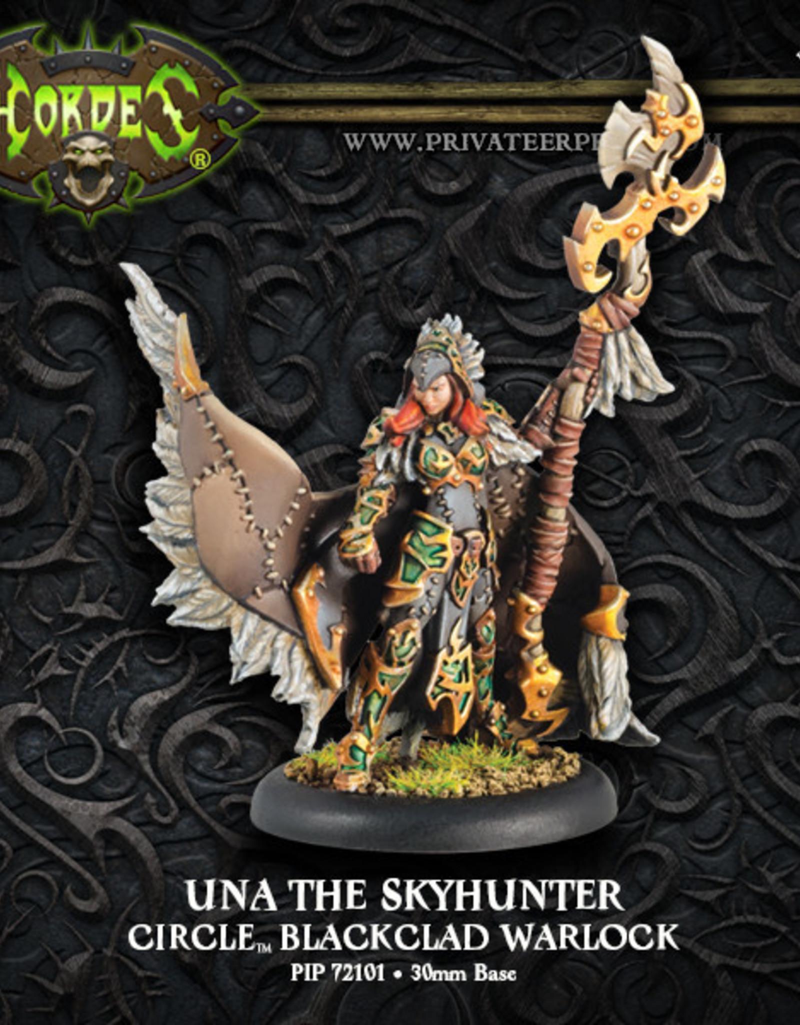 Hordes Circle - Una the Skyhunter