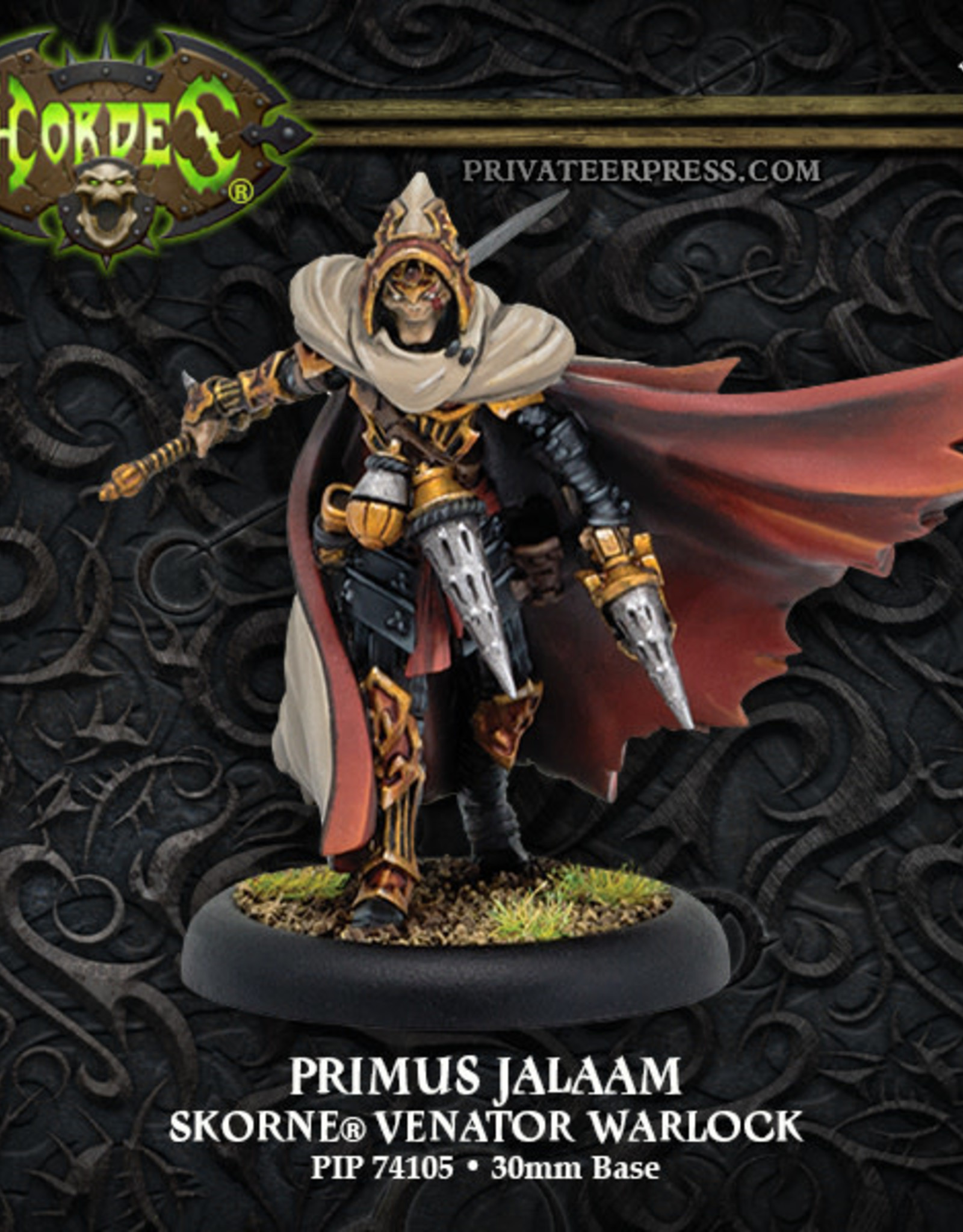Hordes Skorne - Primus Jalaam