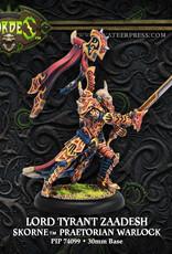 Hordes Skorne - Lord Tyrant Zaadesh