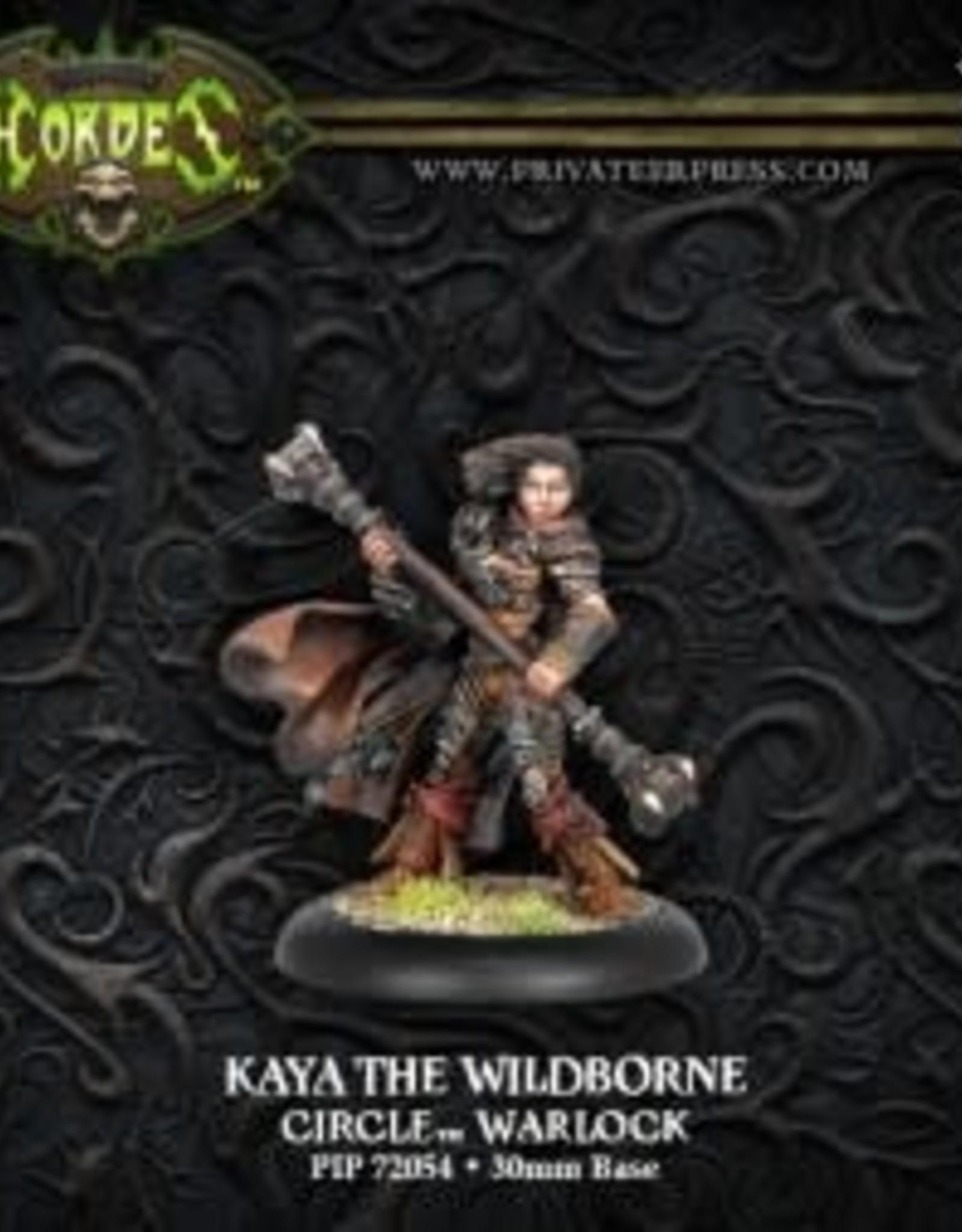 Hordes Circle - Kaya the Wildborne