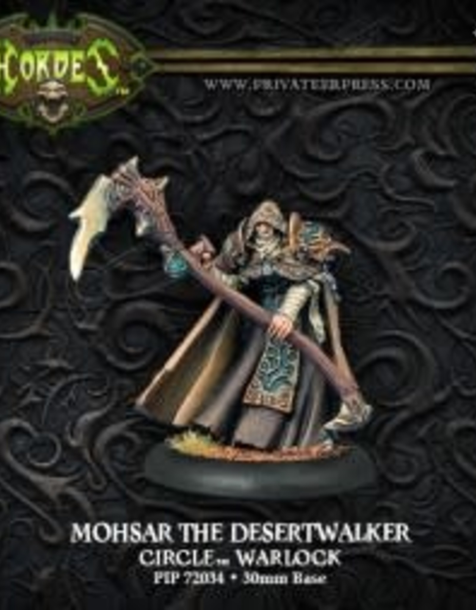 Hordes Circle - Mohsar the Desertwalker
