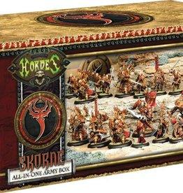 Hordes Skorne All-in-One Army Box