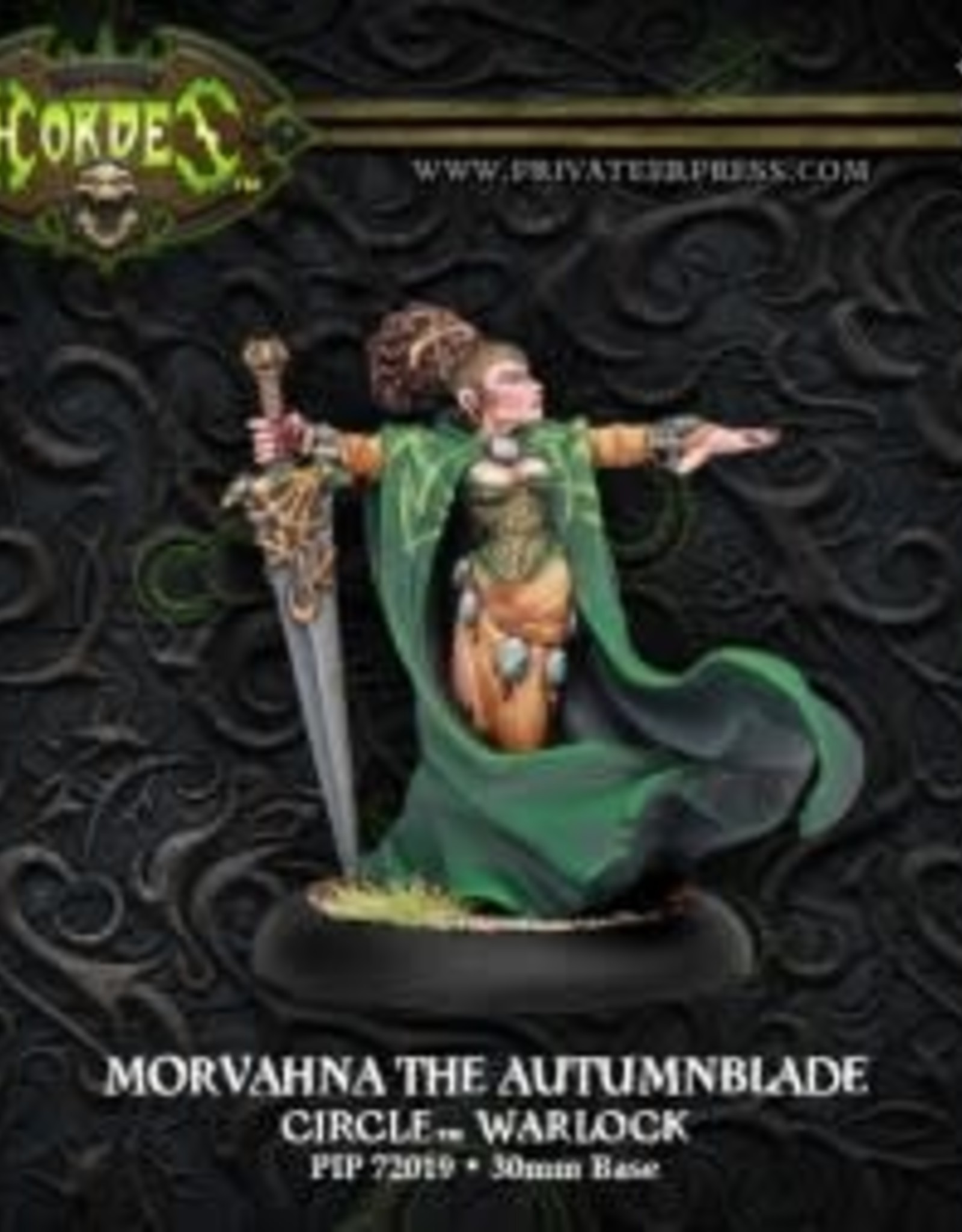 Hordes Circle - Morvahna the Autumnblade