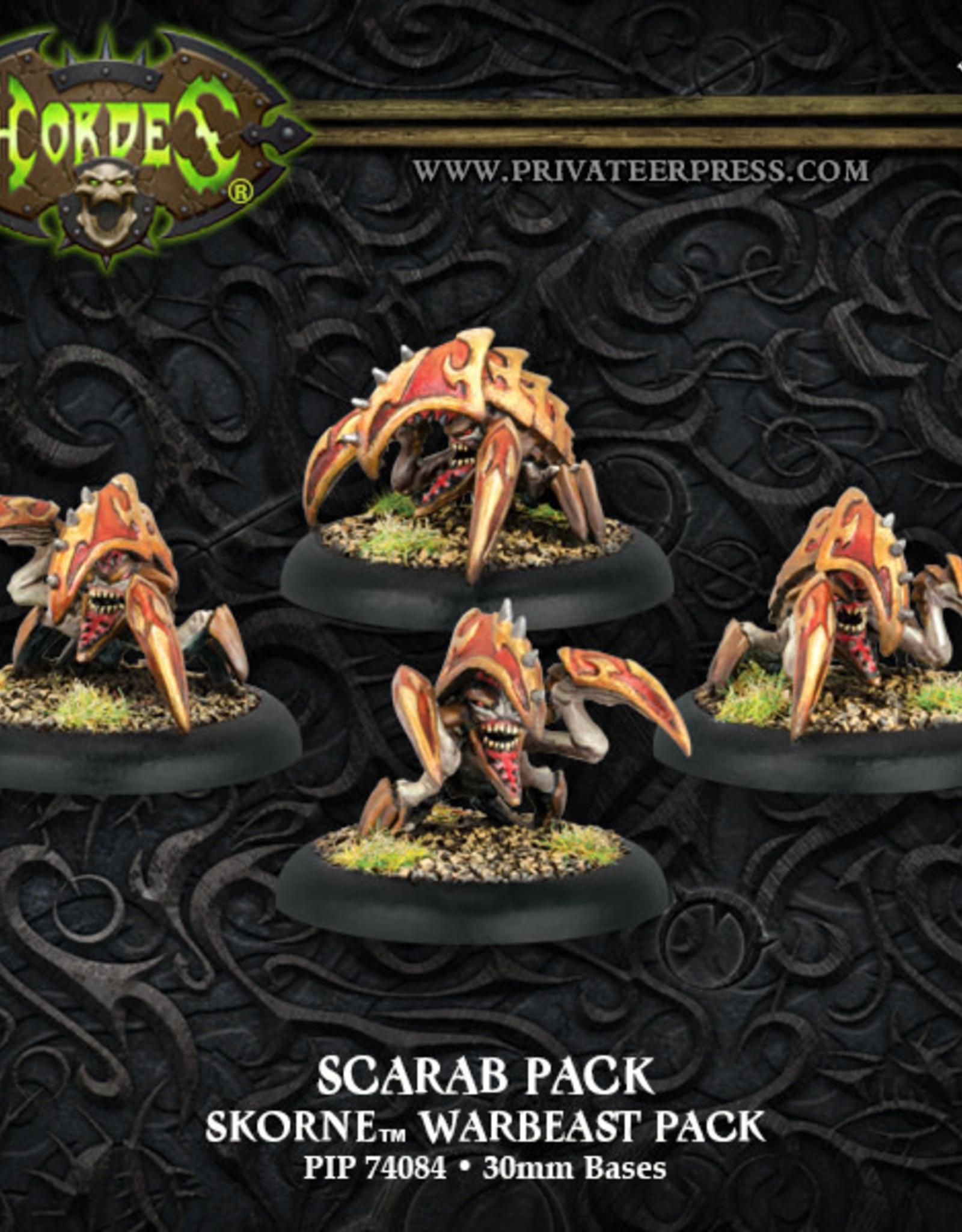 Hordes Skorne - Scarab Pack