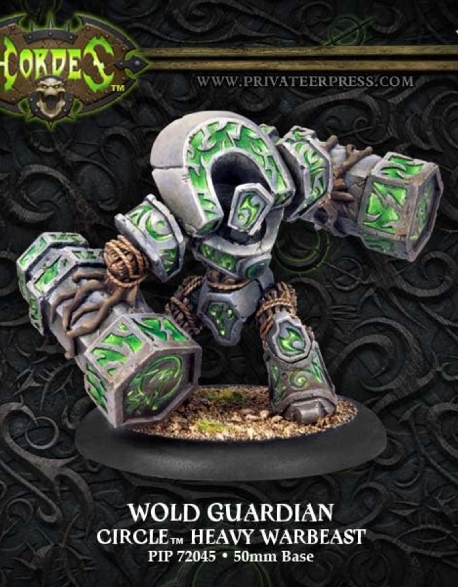 Hordes Circle - Wold Guardian