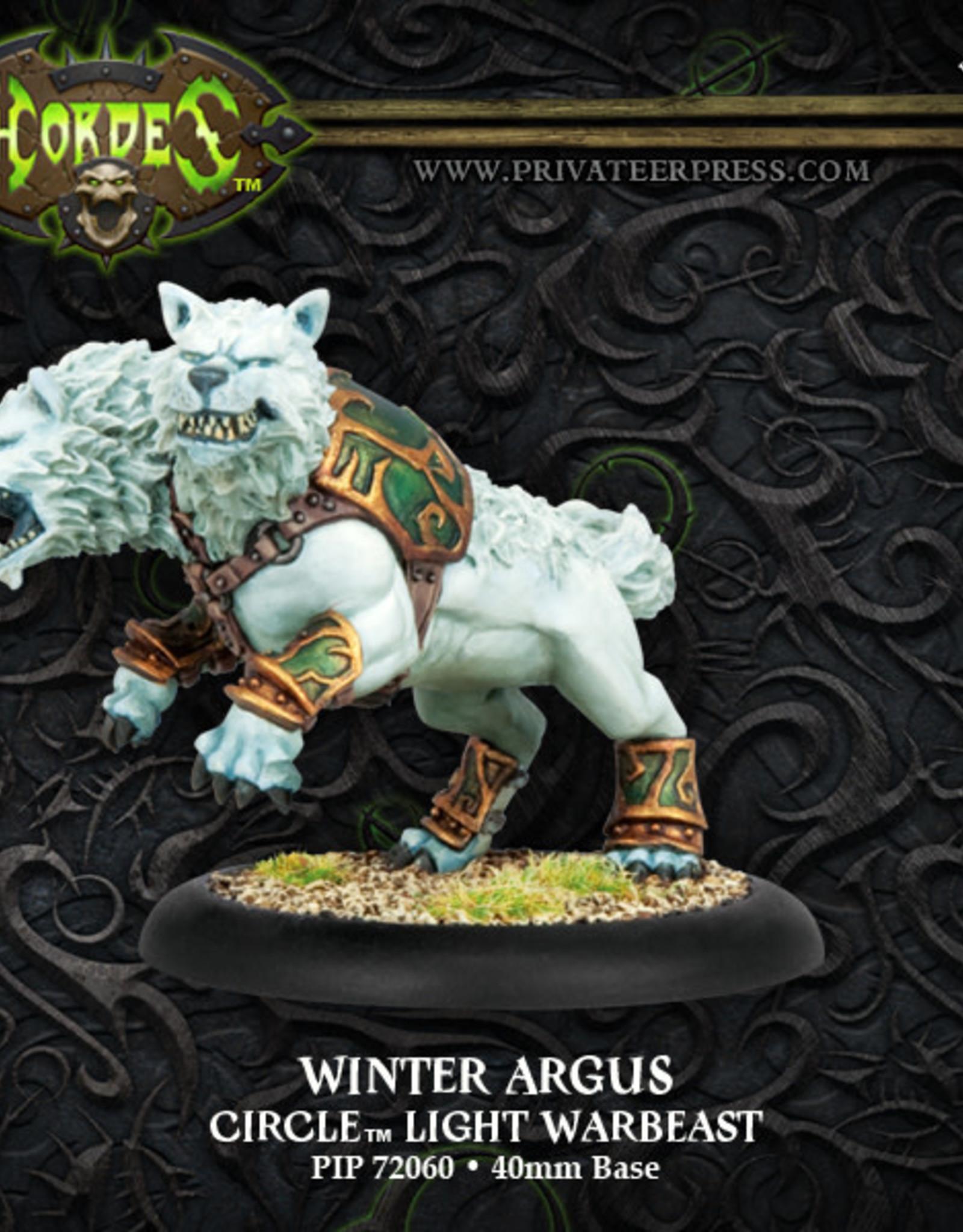 Hordes Circle - Winter Argus