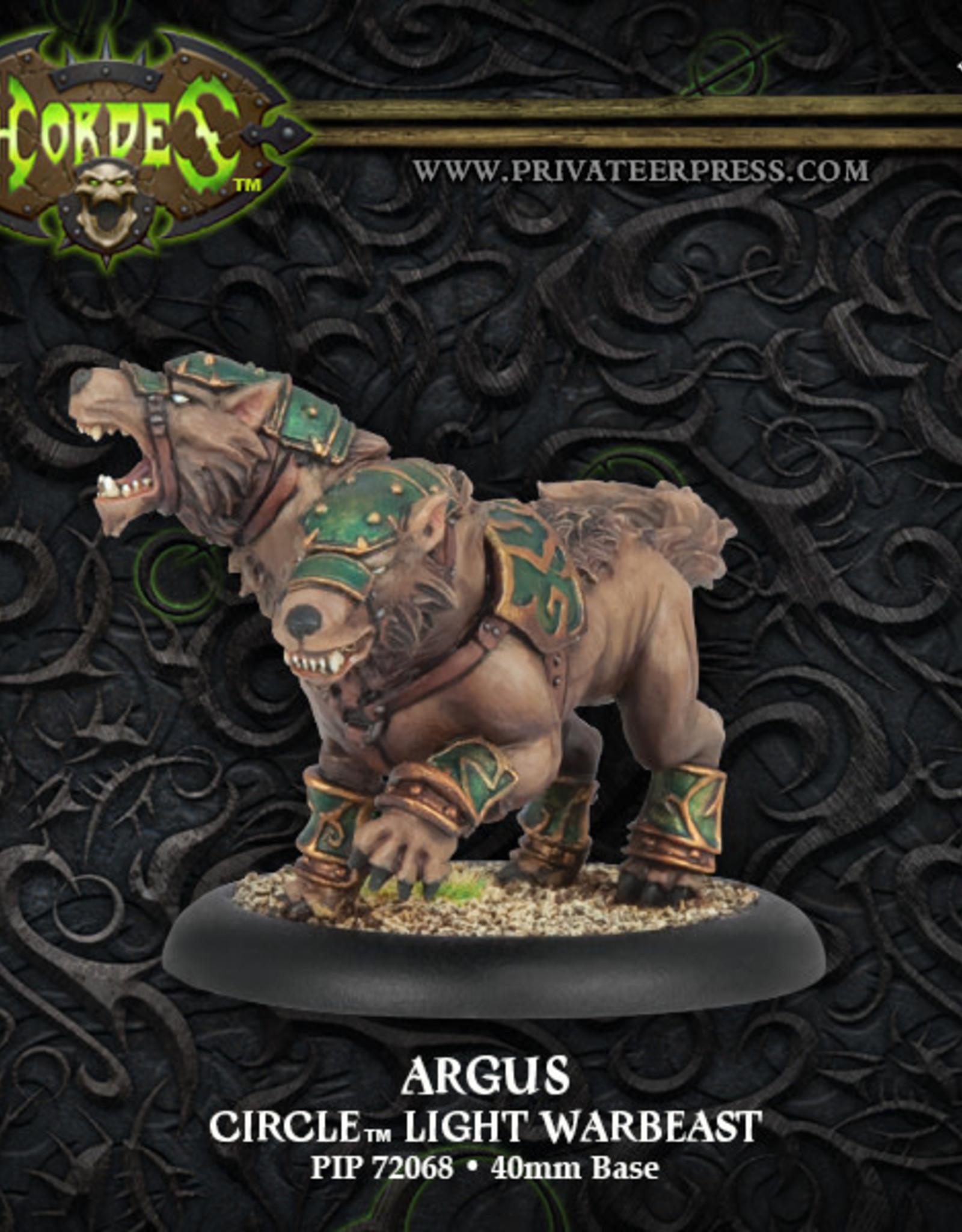 Hordes Circle - Argus