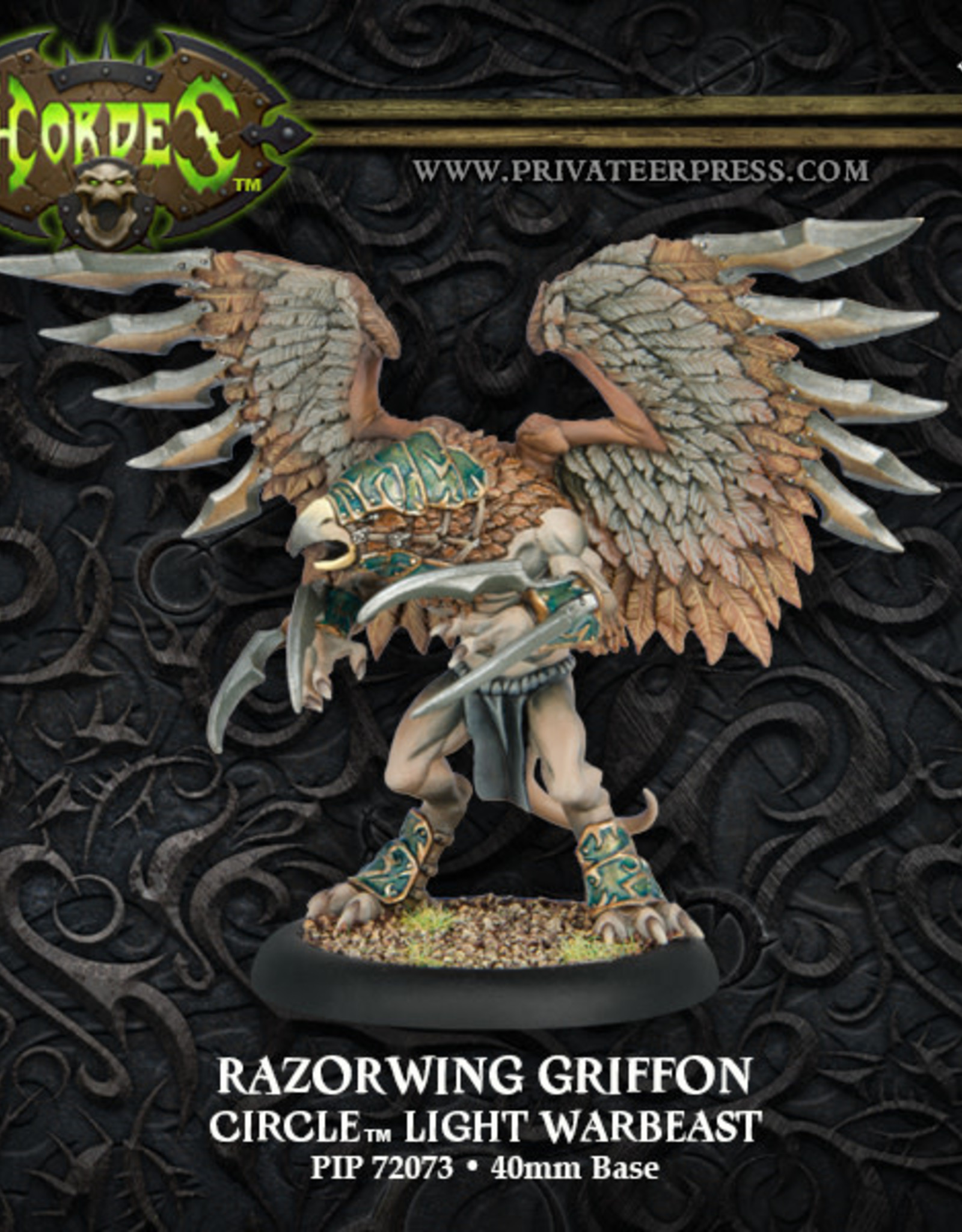 Privateer Press Razorwing Griffon