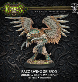 Privateer Press Razorwing Griffon