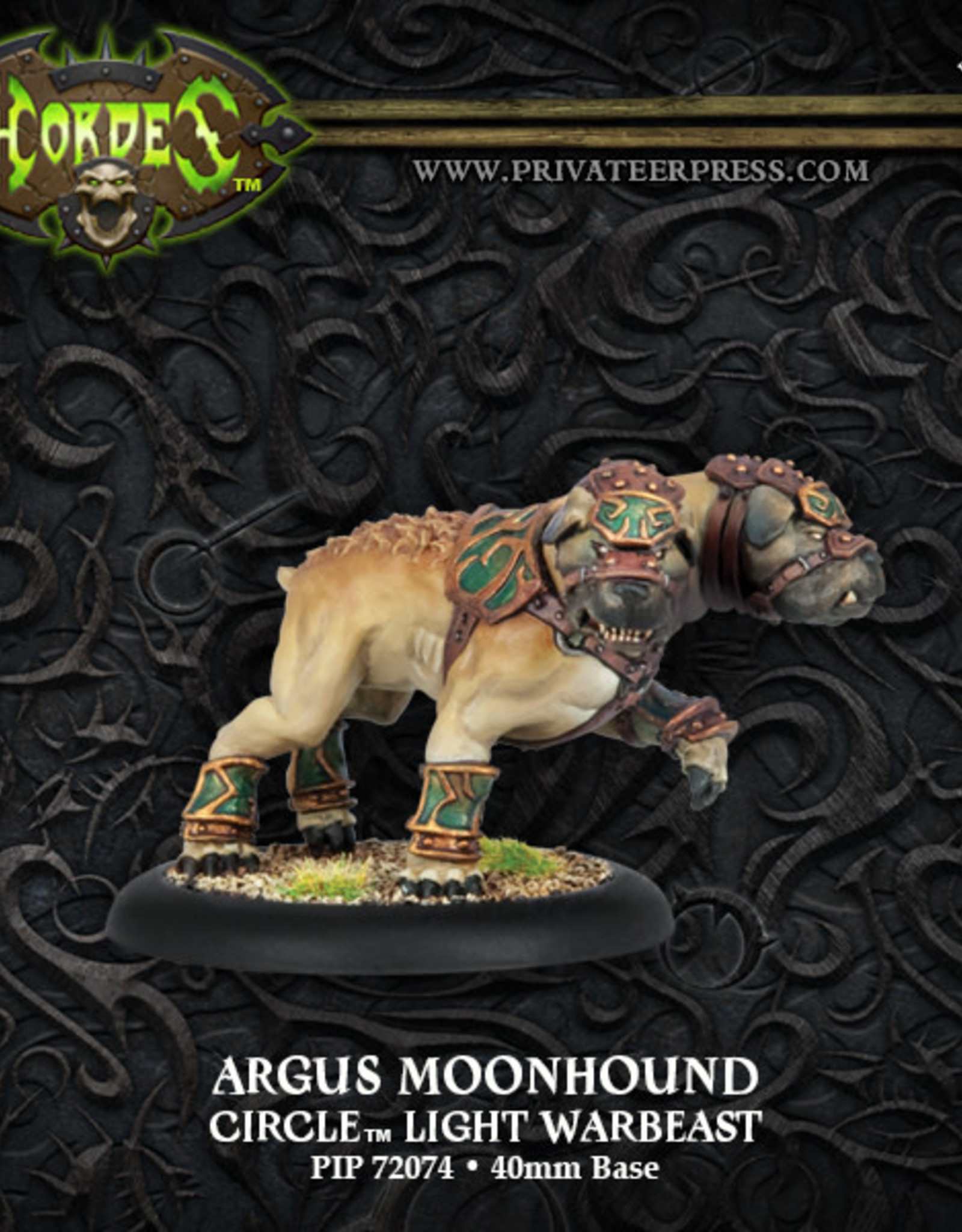 Hordes Circle - Argus Moonhound