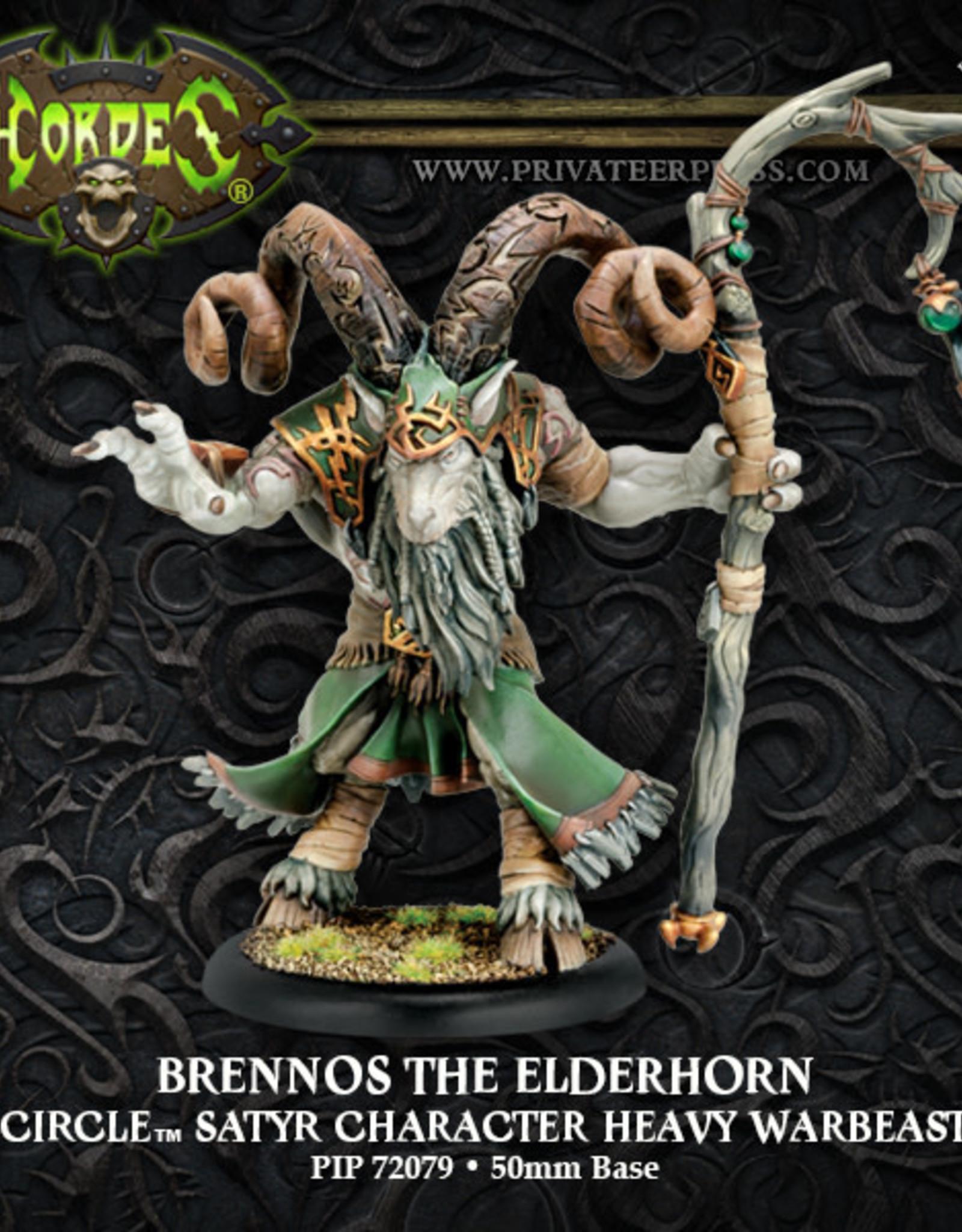 Hordes Circle - Brennos The Elderhorn